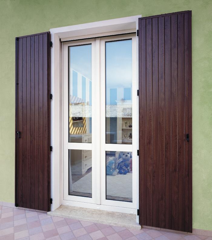 Infissi finestre serramenti milano finstral - Tende finestre pvc ...