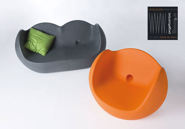 Blos  arancio con aggiunta di divano  €630,00 per informazione non esitate a contattarci 0258315644