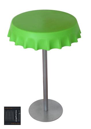 FIZZZ 70 h 40 cm Colore verde Peso: 15 kg Disponibile con luce compresa nel prezzo su richiesta del cliente Per informazioni chiamare 02-58315644