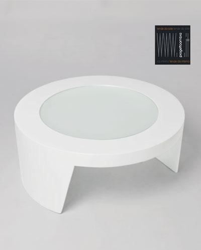 TAO  80 h 34 cm  Glass: opal 57,5 h 0.6 cm  Peso: 8 kg  colore BIANCO  Per informazioni chiamare 02-58315644