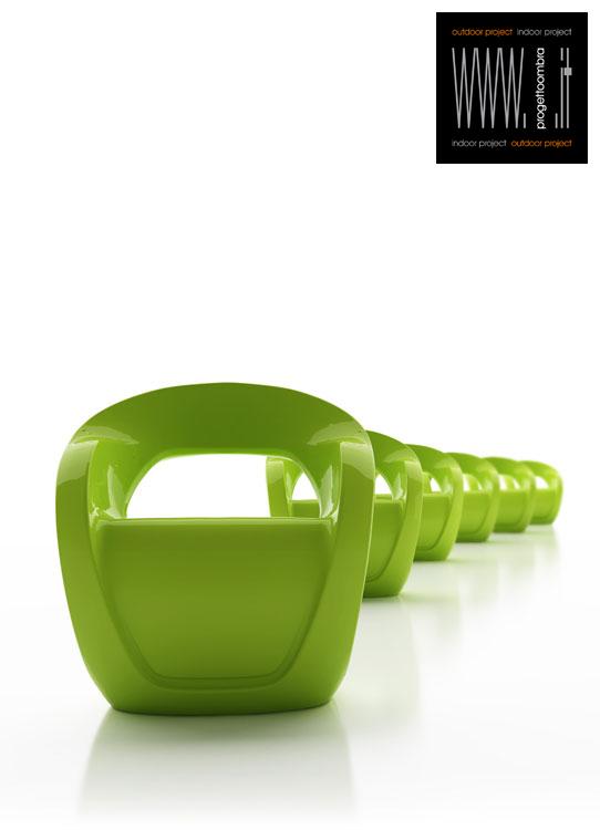 Tosca n. 6 belissime  seduta colore verde laccato lucido per informazioni non esitate a contattarmi tel.0258315644