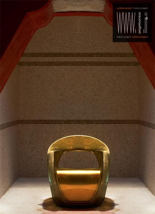 Tosca n. 1 seduta colore bronzo  per informazioni non esitate a contattarmi tel.0258315644