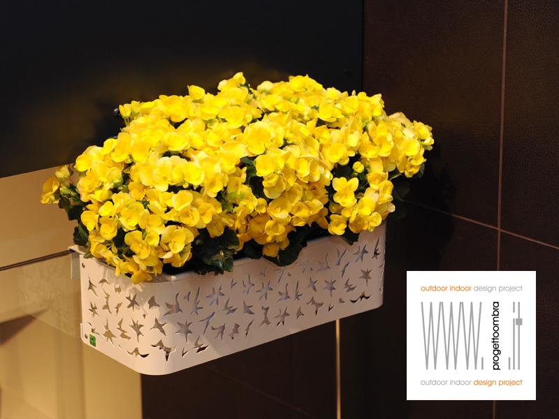 Fioriere per balconi terrazzi da cm 50x21x 17H vasi  con gusto e flessibilità nei colori nelle misure e nelle decorazioni  e nella decorazione tel 0258315644