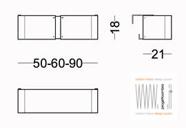 Fioriere per balconi terrazzi , per arredare l'intero palazzo o facciata mantenendo la stessa decorazione inalzando ai massimi livelli l'estetica, con gusto e flessibilità nei colori nelle misure e nella decorazione tel 0258315644