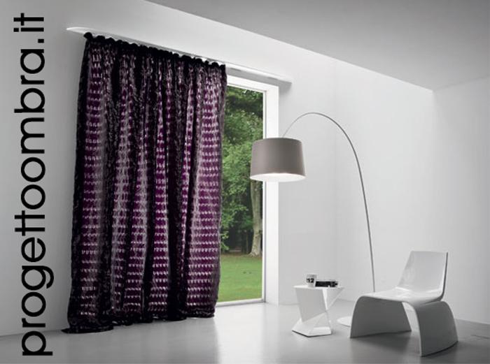 Binari Per Tende A Soffitto : Tende a soffitto con binario tende a soffitto parete o serramento