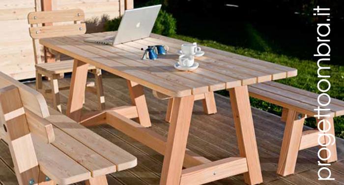 Mobili da giardino e arredamento per esterni for Ballard progetta mobili da giardino