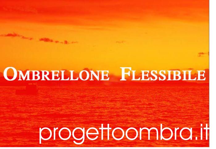 OMBRELLONE FLESSIBILE PER ESTERNO 0258315644