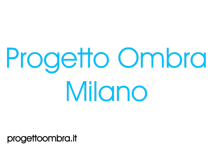 PROGETTO OMBRA MILANO - PERGOLE BIOCLIMATICHE 0258315644