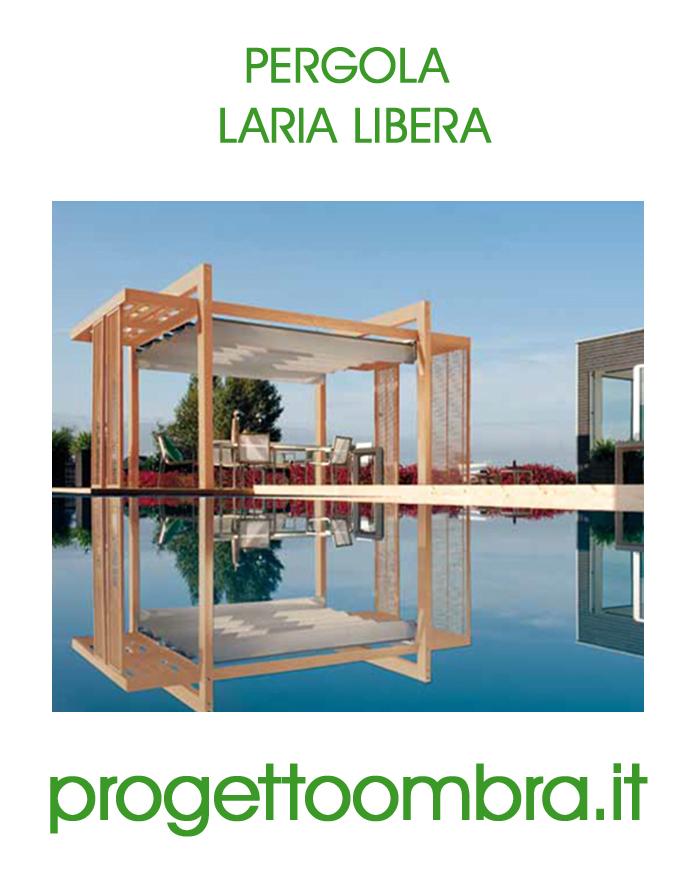 PERGOLA LARIA LIBERA 0258315644