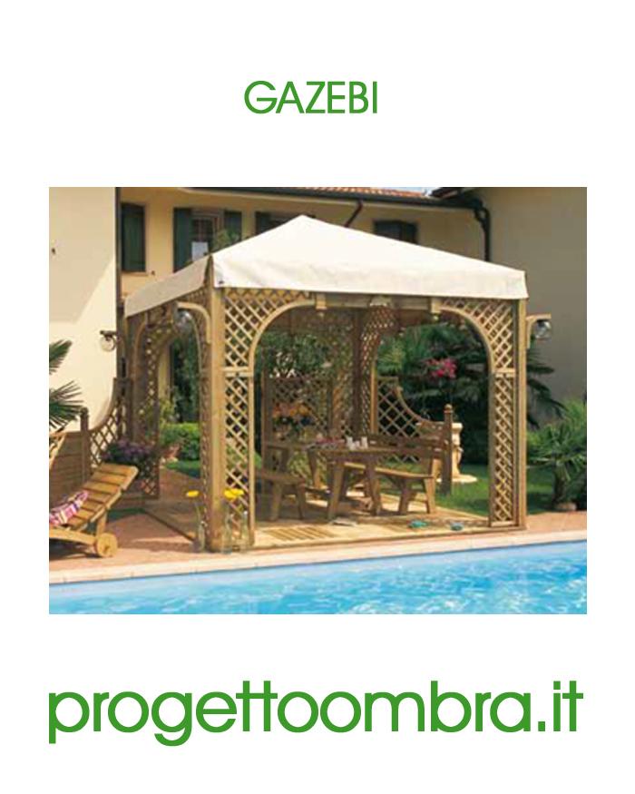 PERGOLE, GAZEBI DA GIARDINO 0258315644