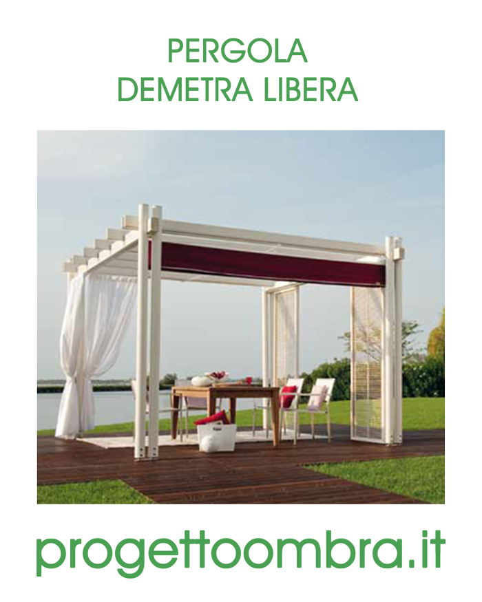 PIRCHER-PERGOLA AUTOPORTANTE LIBERA 0258315644