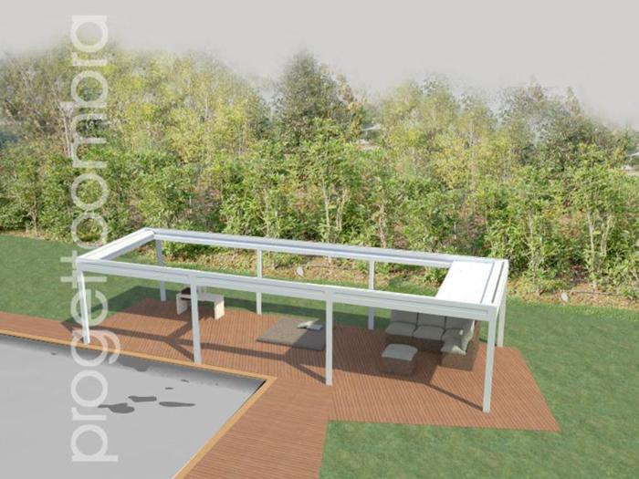 Progettazione messa in opera di terrazzi e giardini con for Progettazione giardini milano
