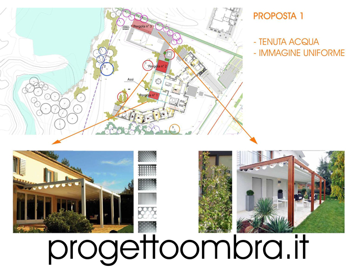 PROGETTAZIONE PERGOLE IN LEGNO 0258315644