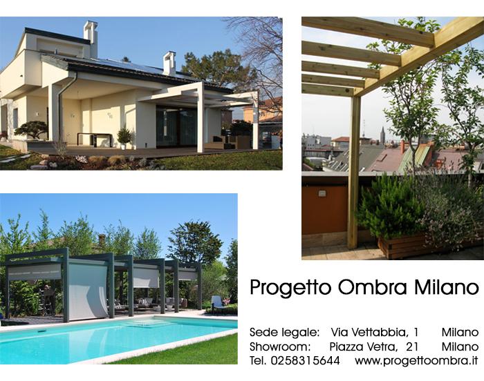 PROGETTAZIONI ARREDO GIARDINO CON PERGOLE 0258315644