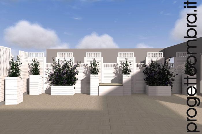 Progettazione Terrazzi Design ~ Idea del Concetto di Interior Design ...