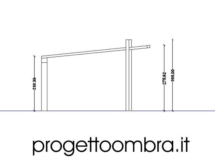 PROGETTO PERGOLA MILANO 0258315644