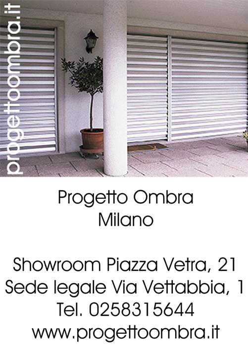 TAPPARELLE DI SICUREZZA PROGETTO OMBRA MILANO 0258315644