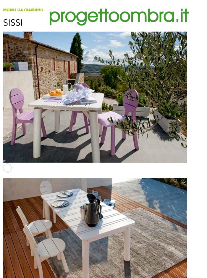Mobili da giardino e arredamento per esterni for Giardino e arredamento esterni