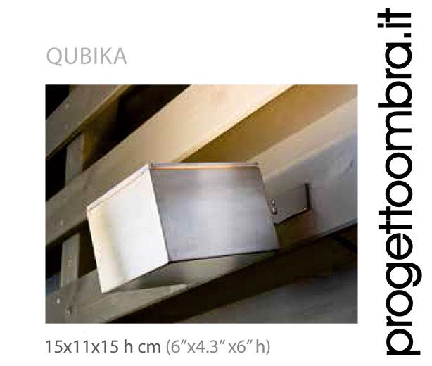 ILLUMINAZIONE QUBIKA CORRADI 0258315644