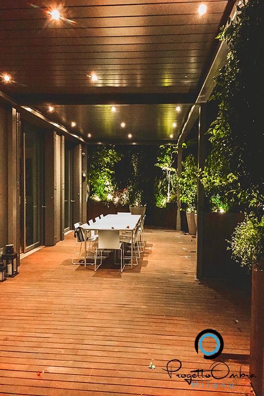 progettazione e realizzazione terrazzo milano