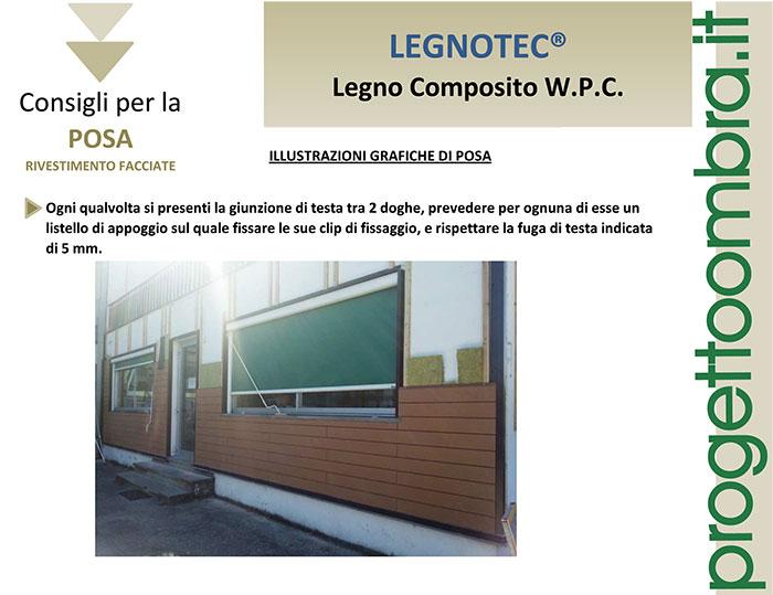 PARETE IN LEGNO WPC COMPOSITO 0258315644