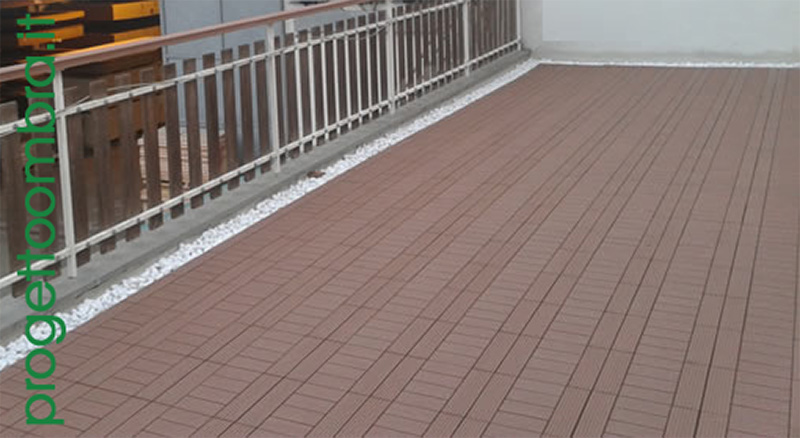 Pavimentazioni per esterni economiche certificate - Piastrelle balcone ...