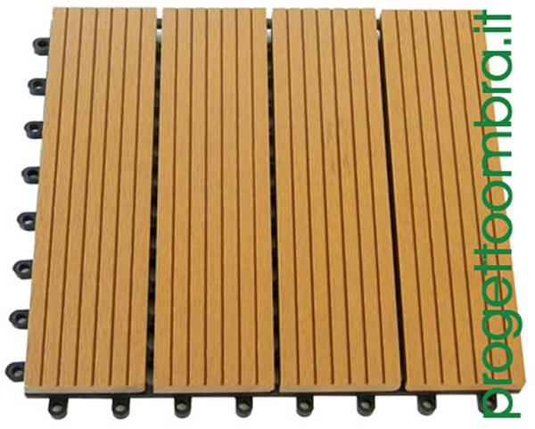 Pavimentazioni per esterni economiche certificate for Economici rivestimenti in legno