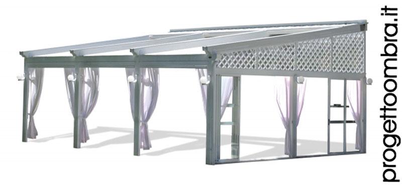 pergolati in legno articolo 60 milano - Pergola In Alluminio Gazebo In Legno