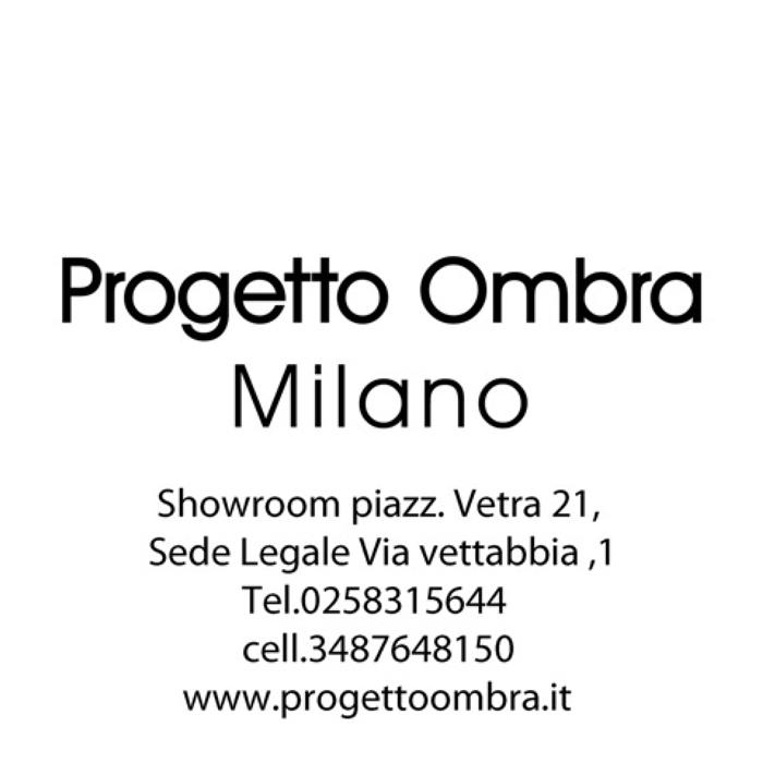 PROGETTOOMBRA ESTERNI MILANO 0258315644