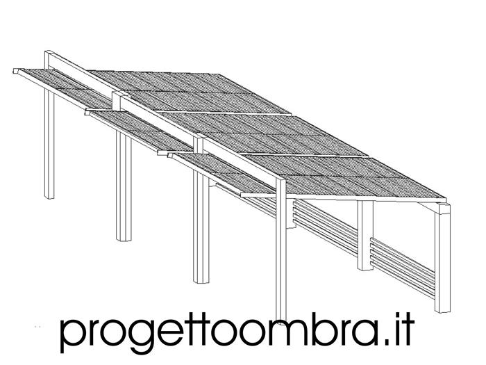 PROTEZIONE SOLARE PERGOLE 0258315644