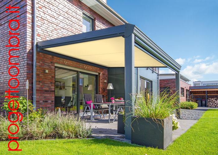 tenda sotto vetro per verande in legno e alluminio. Black Bedroom Furniture Sets. Home Design Ideas