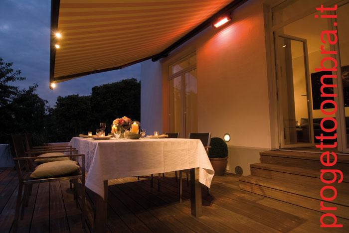 Illuminazione per verande in legno ginnasticalmajuventusfano