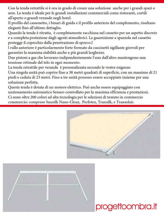 TENDE DA SOLE E PER LA PIOGGIA 0258315644
