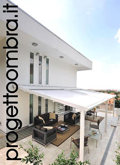 TENDE DA SOLE PERGOLE COPERTURE MILANO 0258315644