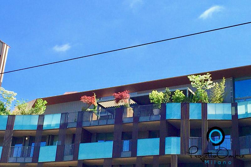 terrazzo facciata
